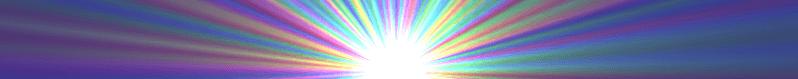 licht liebe regenbogenfarben